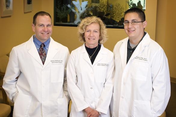 Doctors in Lake Mary, FL experienced in diagnosing thyroid & vascular disease